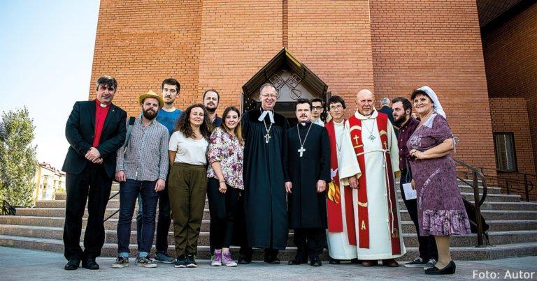 Gegen den Strom: Evangelische Kirchengemeinden in Kasachstan