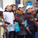 Kasachstans Bevölkerung