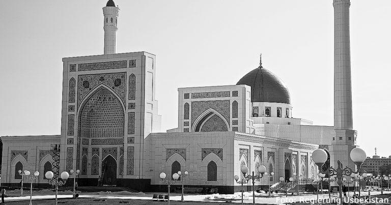 Reformen in Usbekistan: Moscheen rufen wieder laut zum Gebet
