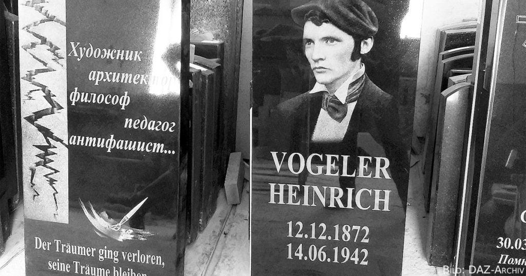 Künstler, Philosoph, Antifaschist und Aufklärer.