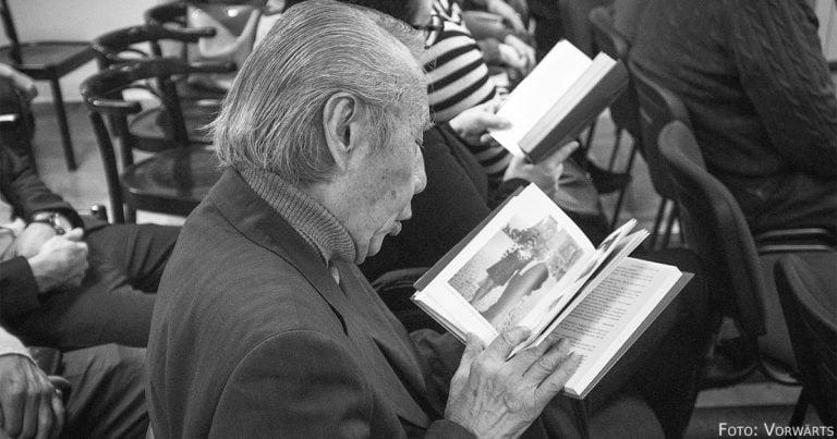 """Herold Belger: """"Ein Mensch lebt, solange die Erinnerung an ihn lebt"""""""