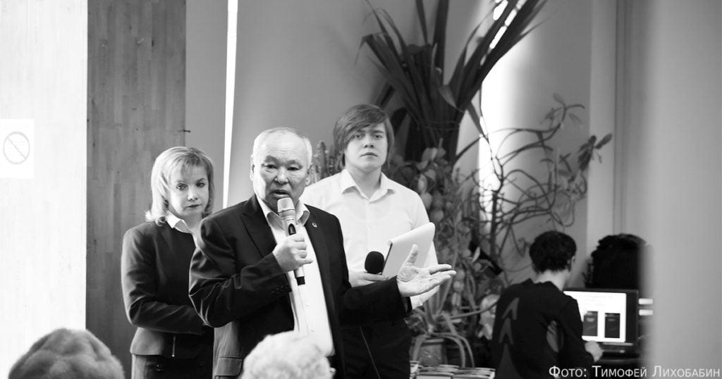 """""""Der Mensch lebt, solange die Erinnerung an ihn lebt"""", sagte Sagymbai Kozybayev"""