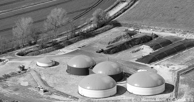 Biogasanlagen und Windräder: Keine Kehrtwende