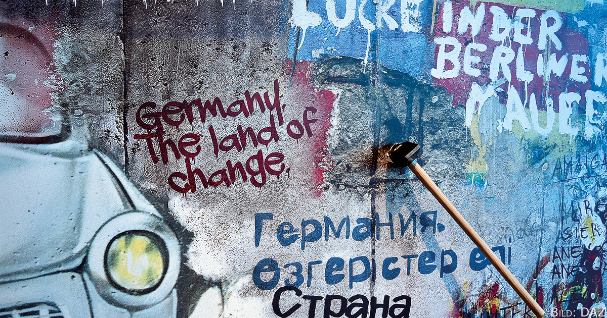 """""""Zirkeltag"""" der Berliner Mauer"""
