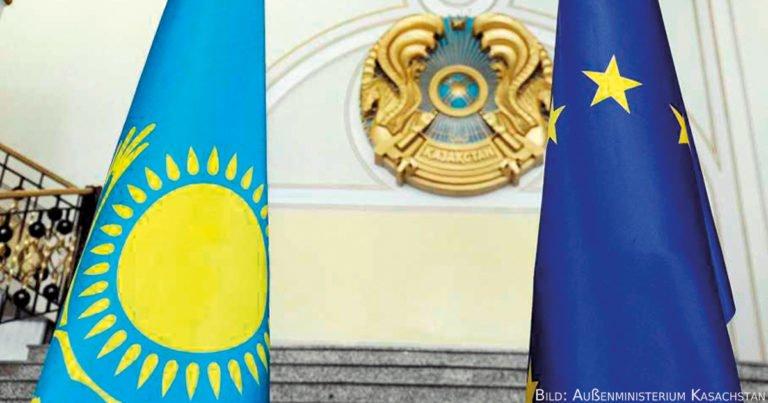 25 Jahre Beziehungen EU-Kasachstan