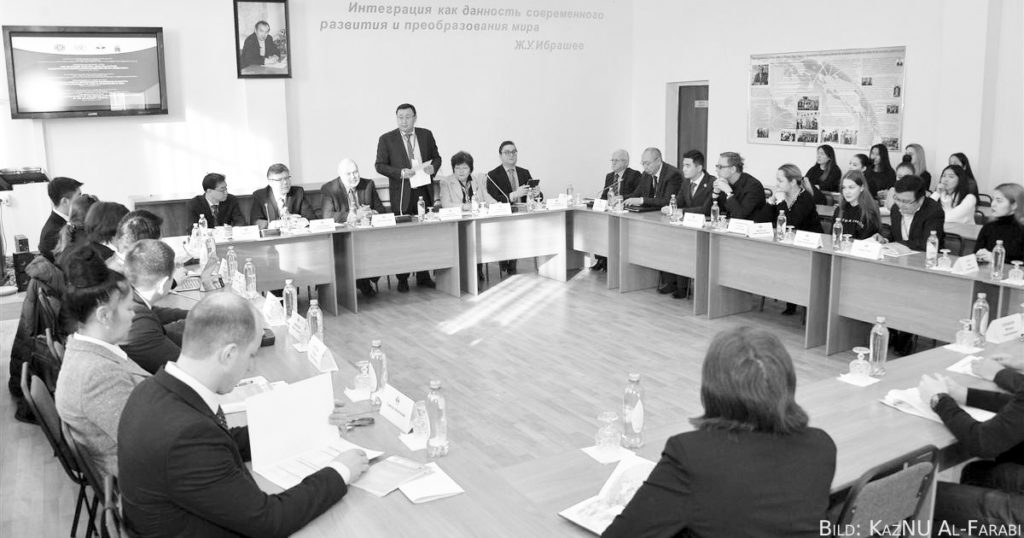 Experten diskutieren über die Ergebnisse des kasachischen Vorsitzes im Sicherheitsrat.
