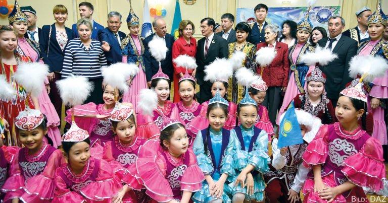 Kinderfreundliches Kasachstan