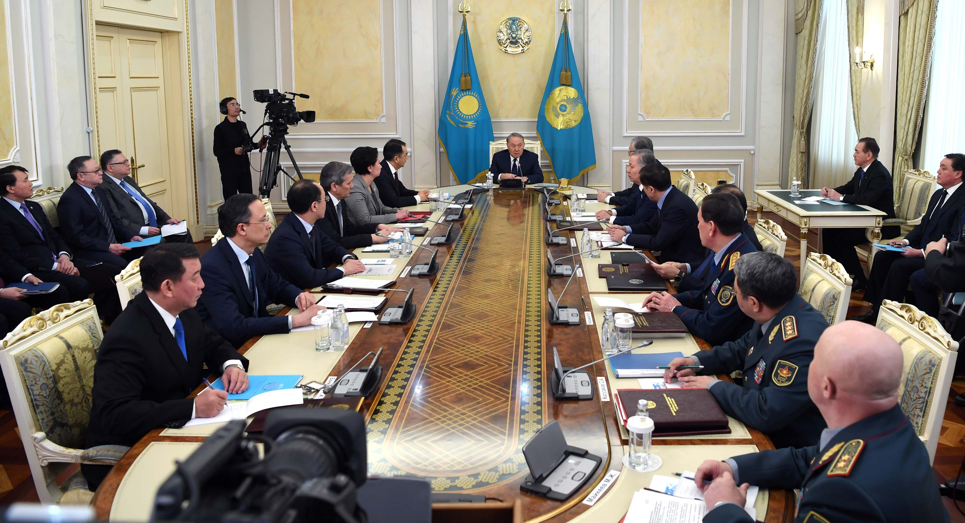 Sitzung des Sicherheitsrats