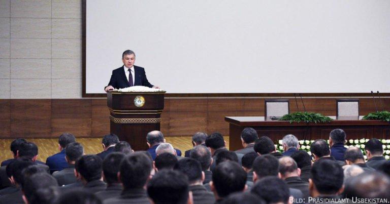 Usbekischer Geheimdienstchef Inojatow entlassen