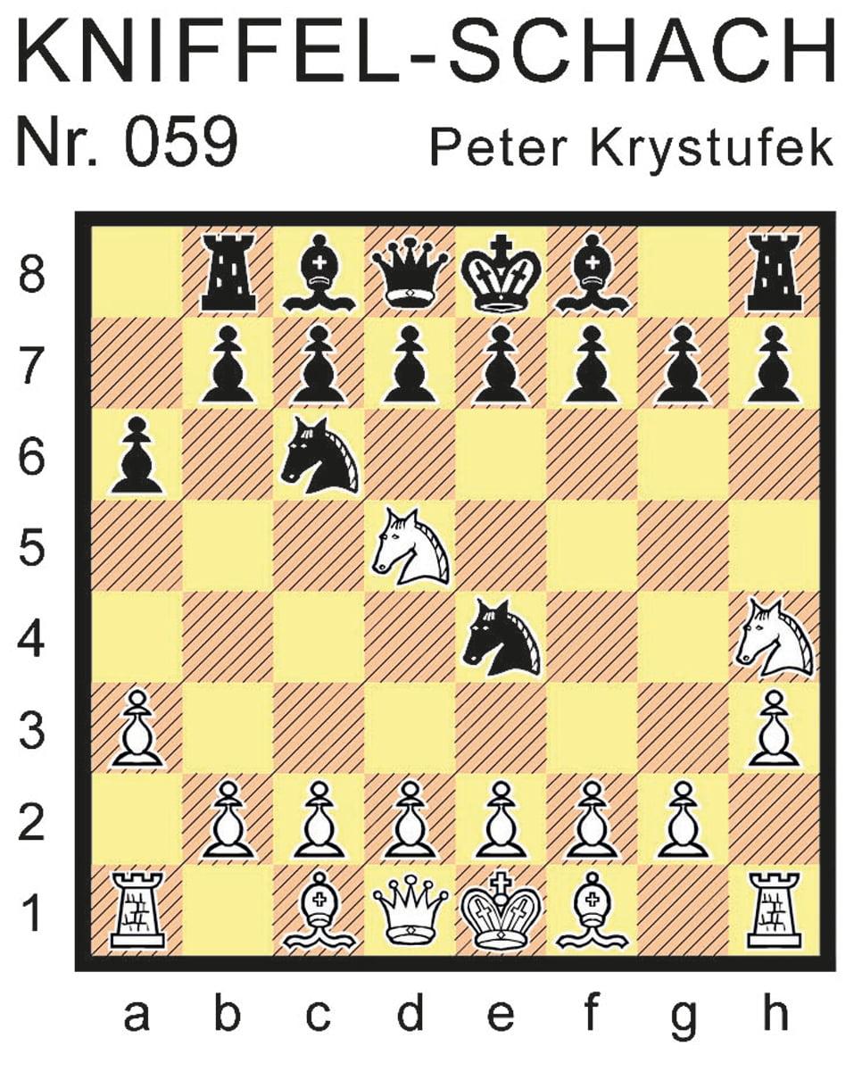 Kniffel-Schach 059