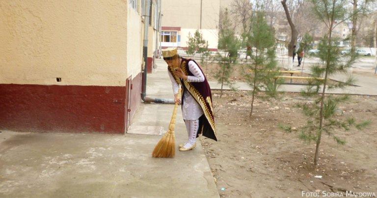 Der Alltag zentralasiatischer Frauen: Usbekistan