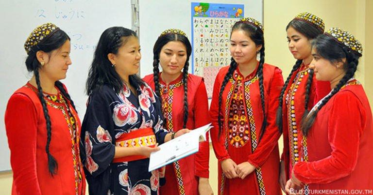 Der Alltag zentralasiatischer Frauen: Turkmenistan