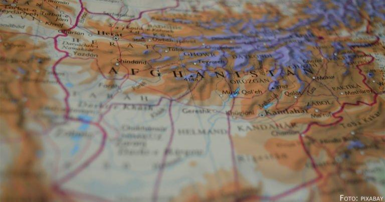 Das afghanische Problem in Zentralasien