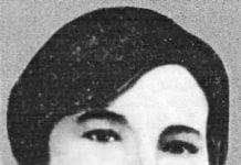 Begründerin des kasachischen Feminismus: Alma Orasbajewa.