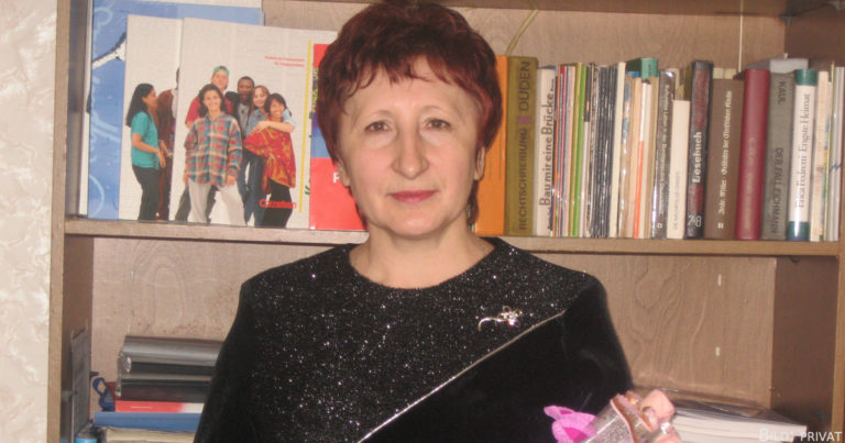 Alexandra Levasch: Verdiente Lehrerin in Petropawl