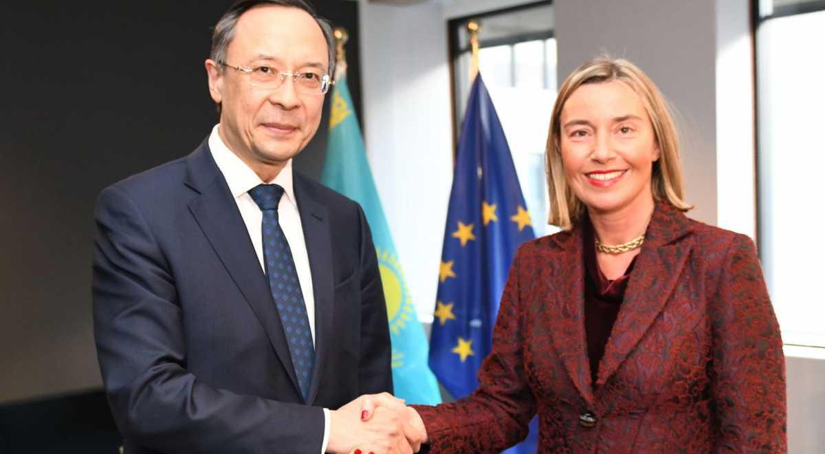 EU-Kaschstan Kooperationsrat