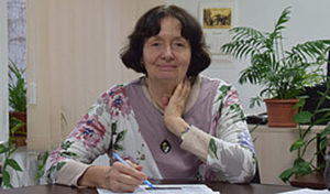 Chefredakteurin der ADZ Rohtraut Wittstock