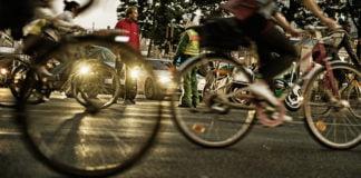 Das Fahrrad bringt Berlin ins Rollen