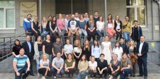 Studierende aus Berlin zu Besuch in der DKU.
