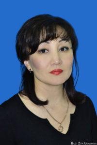 Dina Urasgalijewna Bascharowa