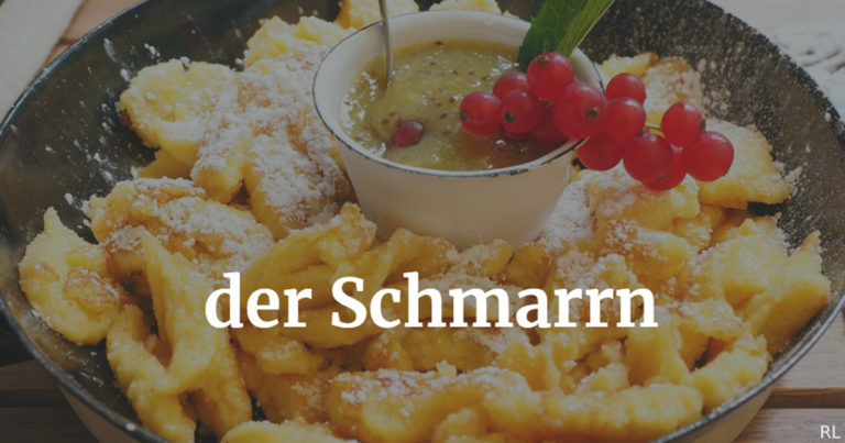 Österreichisch für Anfänger | Schmarrn