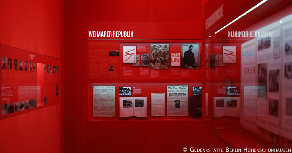 Chronologie des Stalinkults.