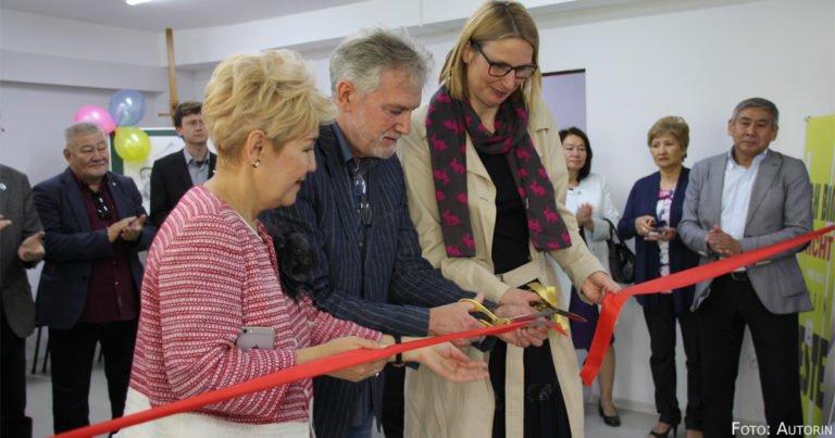 Deutschzentrum an der Nationalen Kunstakademie eröffnet