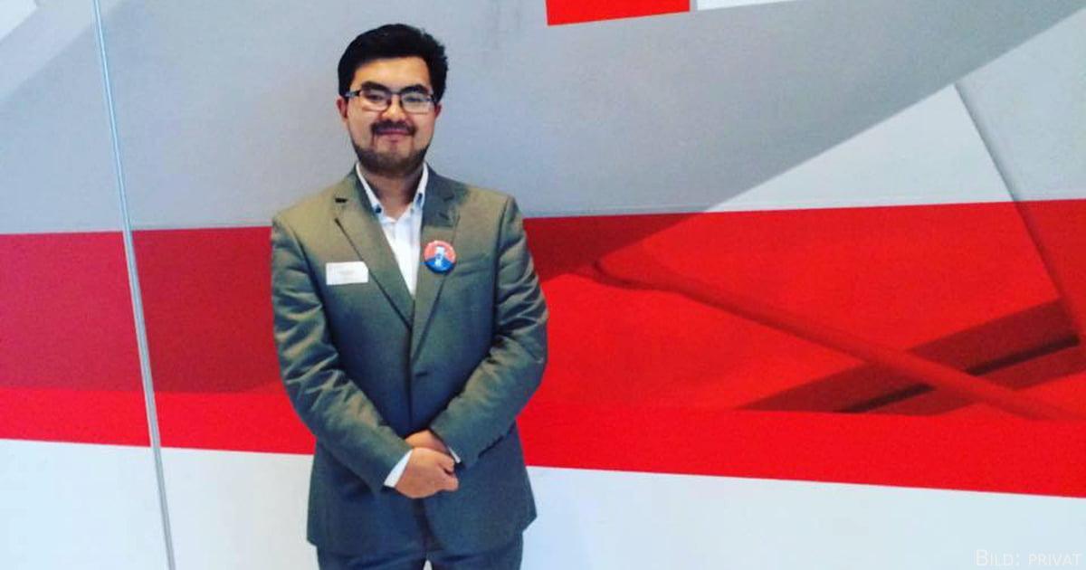 Medet Suleiman hat in der SPD-Fraktion gearbeitet.