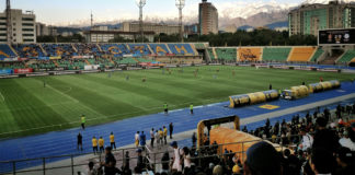 Fußball in Almaty