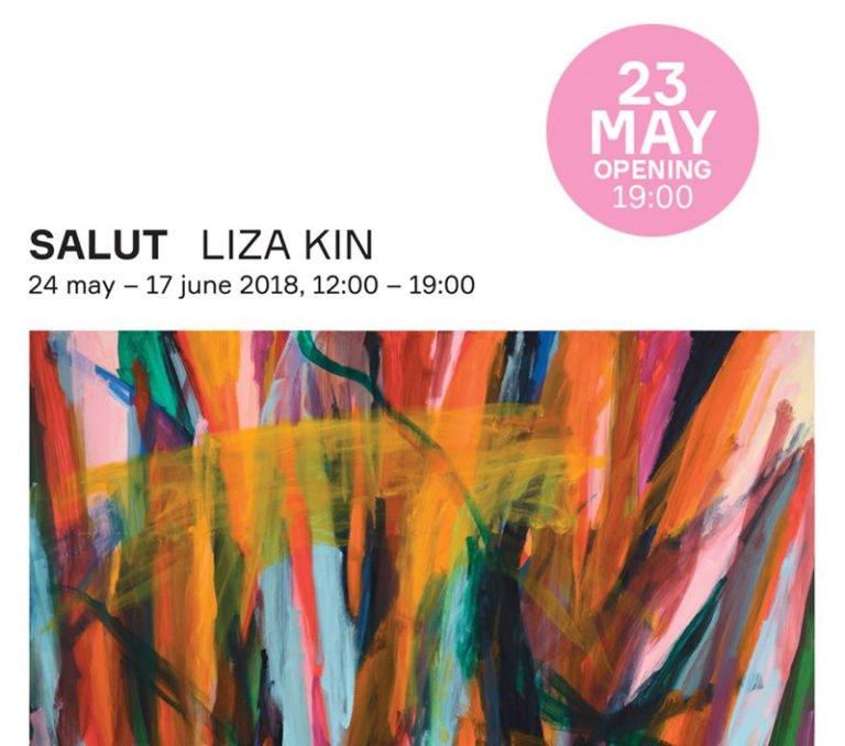 Ausstellungseröffnung Liza Kin in der Artmekengallery
