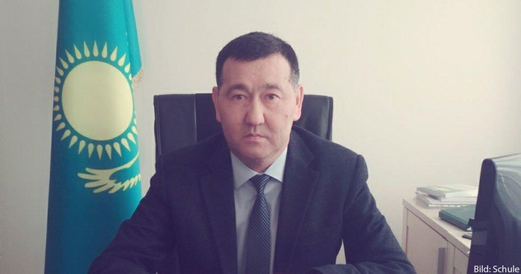 Kanat Achmanbetow