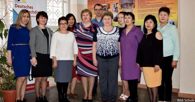 Linguistisches Gymnasium Nr. 68 in Almaty