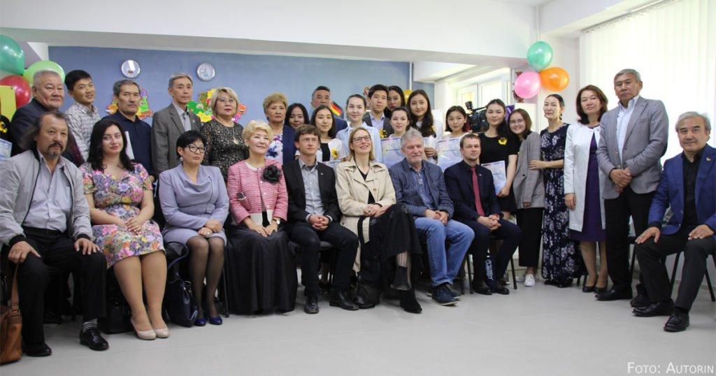 Viele geladene Gäste kamen zur Eröffnung in die KAZNAI