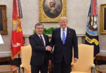 Mirsijojew bei Trump