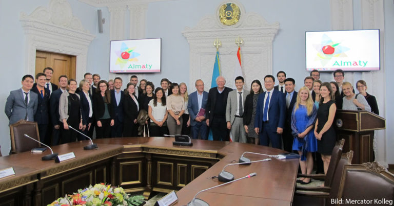 Mercator Kolleg in Almaty
