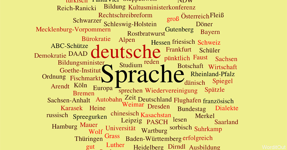 Deutsche Sprache Kasachstan
