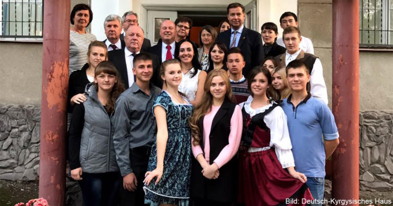 Die Deutschen Kirgisistans
