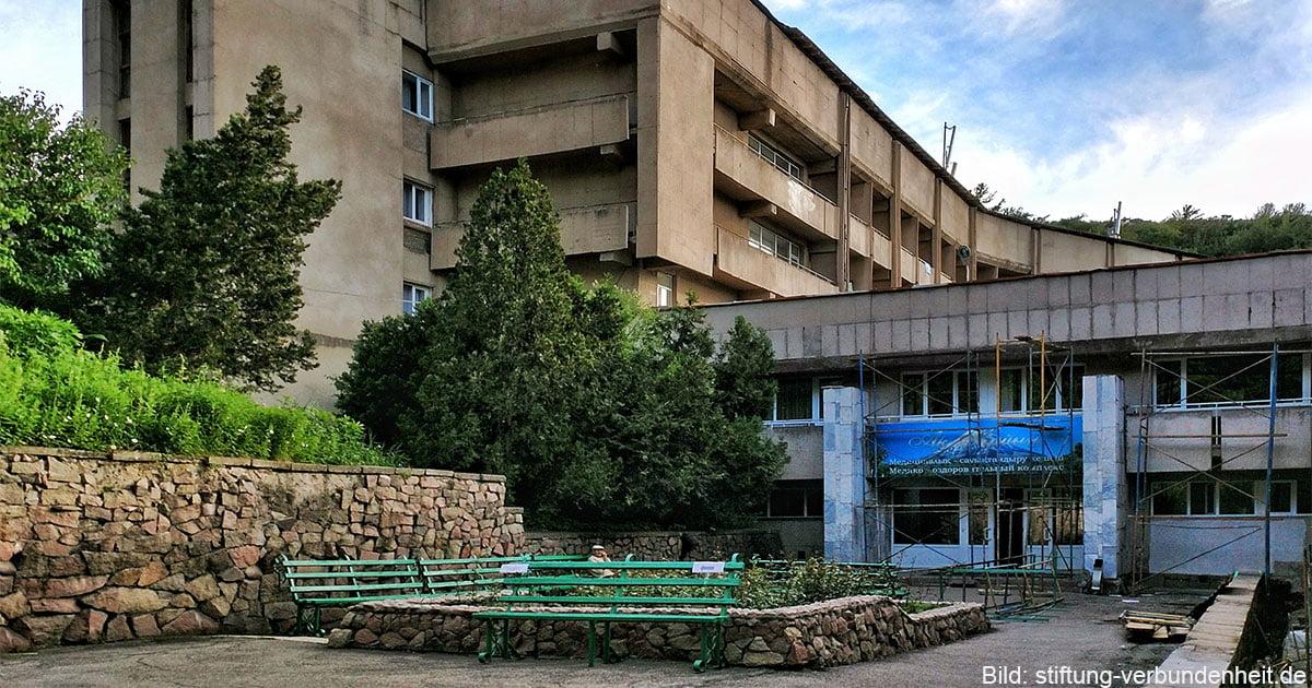 Erholung im sowjetischen Sanatorium