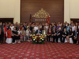 Kongress der Deutschen in Kirgisistan