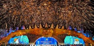 Astana Geburtstag