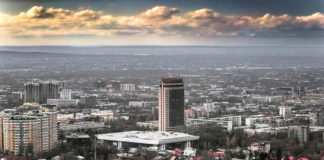 Hotel Kasachstan