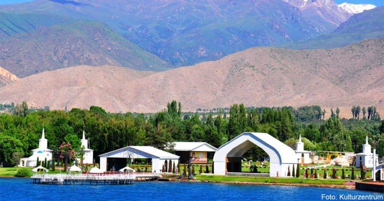 Kirgisische Kultur in Ruch Ordo entdecken