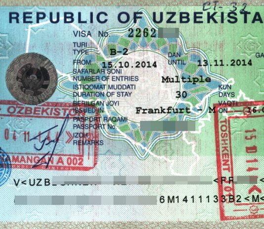 Usbekistan e-Visa