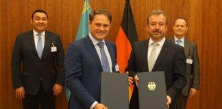 Deutsch-Kasachische Regierungskommission