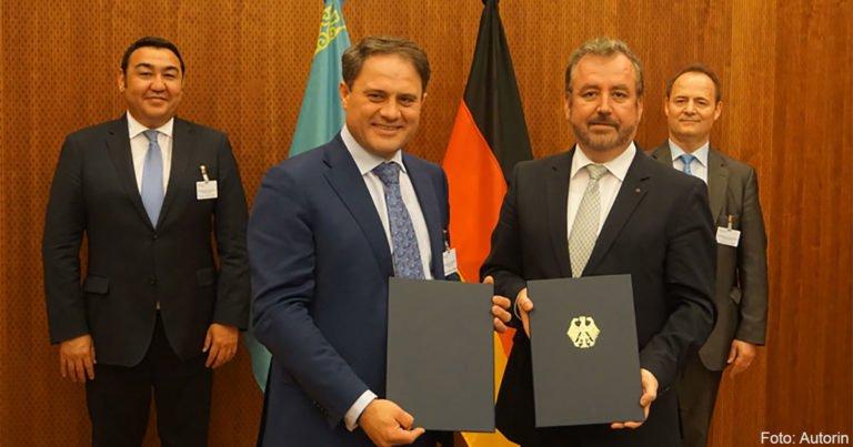 Deutsch-Kasachische Regierungskommission tagt in Berlin