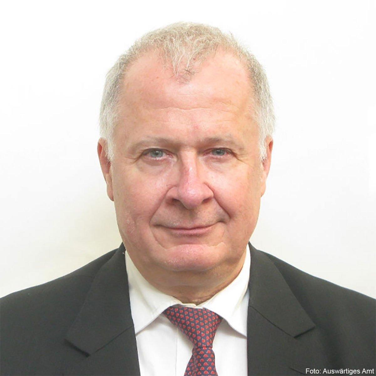 Dr. Thilo Klinner