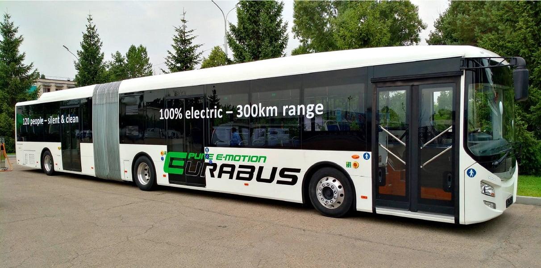 E-Bus Almaty