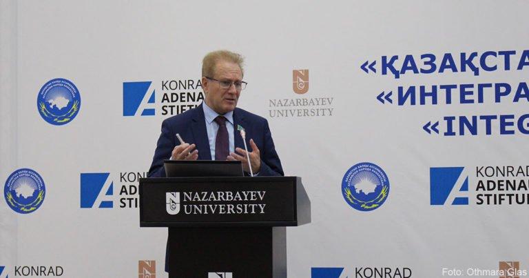 KAS-Konferenz: Migration in Deutschland und Kasachstan im Vergleich