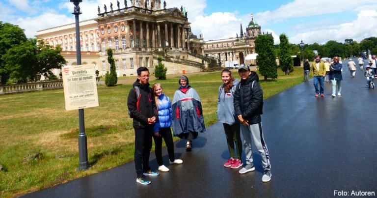 Sommer – Nicht nur Erholung, sondern auch Deutsch verbessern
