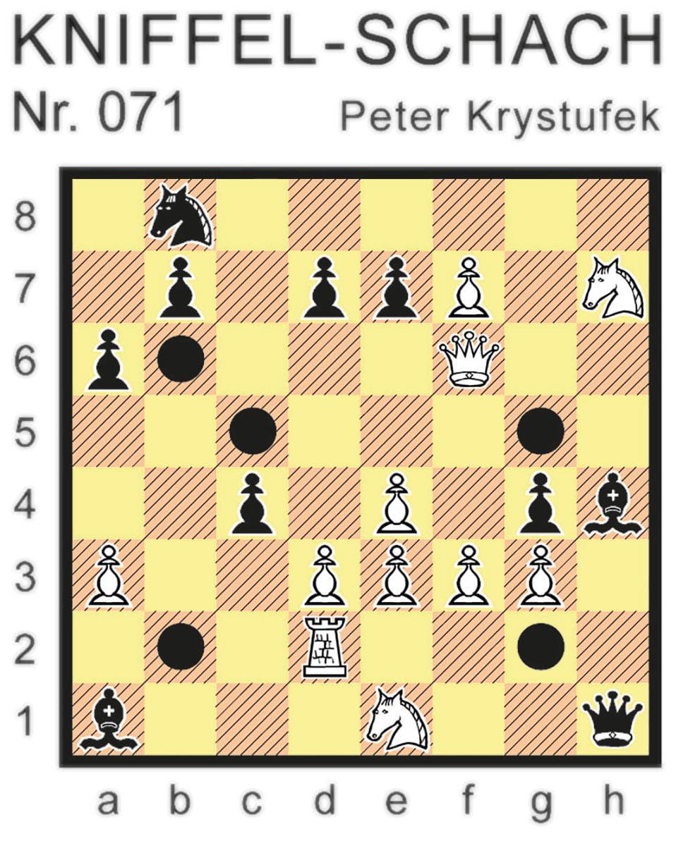 Kniffel-Schach 071